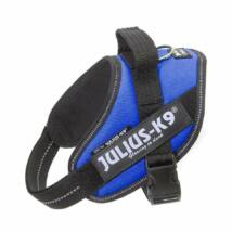 Julius-K9 IDC Powerhám, felirattal, Mini Kék