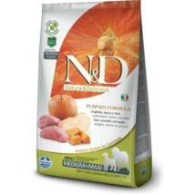 N&D Dog Grain Free vaddisznó&alma sütőtökkel adult medium/maxi 2,5kg kutyatáp