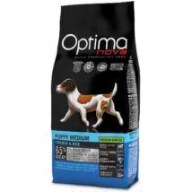 Optimanova Puppy Medium Chicken & Rice 2 kg