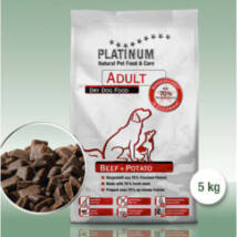 Platinum Adult Beef & Potato 5kg