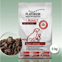 Platinum Adult Beef & Potato 5kg