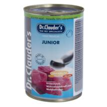 Dr.Clauders Dog Konzerv Selected Meat Junior 400g