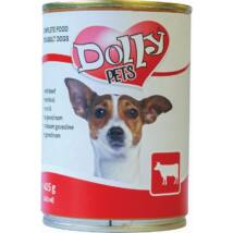 Dolly Dog Konzerv Marha 415gr kutyatáp