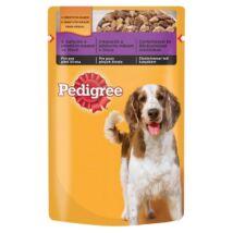 Pedigree Alutasakos CsirkeZöldség 100g kutyatáp