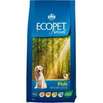 Ecopet Natural Fish Maxi 14kg kutyatáp