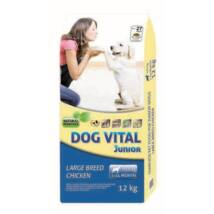 Dog Vital Junior Large Breed Chicken 12kg kutyatáp