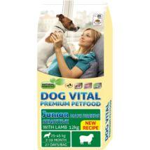 Dog Vital Junior Sensitive Maxi Breeds Lamb  12kg kutyatáp