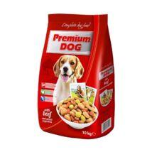 Premium Dog Száraz Új MarhaZöldség 10kg kutyatáp