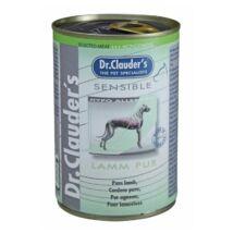 Dr.Clauders Dog Selected Meat Sensible Lamb Pure 400g