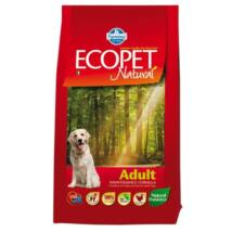 Ecopet Natural Adult 2,5kg kutyatáp