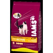 Iams Cat Senior & Mature 2,55kg