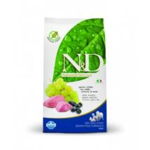 N&D Grain Free bárány&áfonya adult medium 2,5kg kutyatáp