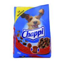 Chappi Száraz  MarhaBaromfi 3kg kutyatáp