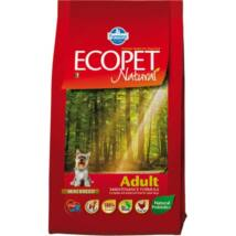 Ecopet Natural Adult Mini 2,5kg kutyatáp