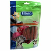 Dr.Clauders Dog Premium Bárányfilé Csíkok 80g