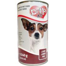 Dolly Dog Konzerv Máj 1240gr kutyatáp