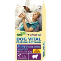 Dog Vital Adult Sensitive Maxi Breeds Lamb 12kg kutyatáp