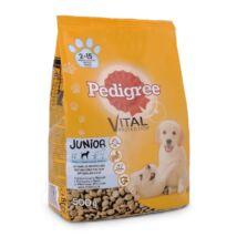 Pedigree Száraz Junior Medium Baromfi 500g kutyatáp