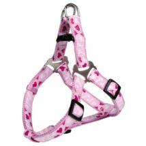 Trixie Hám Heart  M 5065cm/20mm Pink