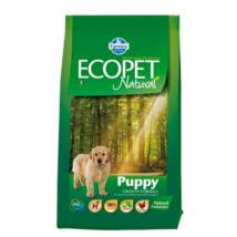 Ecopet Natural Puppy 2,5kg kutyatáp