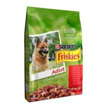 Friskies Száraz Kutya Active 15kg kutyatáp