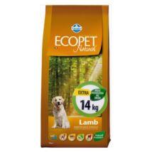 Ecopet Natural Lamb Medium 14kg kutyatáp
