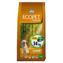 Ecopet Natural Lamb Medium 14kg kutyatáp