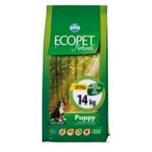 Ecopet Natural Puppy Maxi 14kg kutyatáp