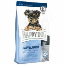 Happy Dog Mini Baby & Junior 29 4 kg kutyatáp