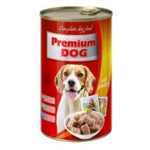 Prémium Dog Konzerv Szárnyas 1240g kutyatáp