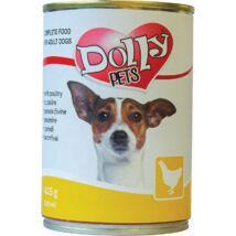 Dolly Dog Konzerv Csirke 415gr kutyatáp