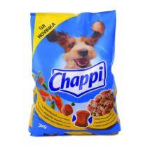 Chappi Száraz  Baromfi 3kg kutyatáp