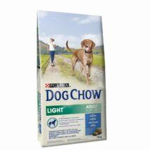 Purina Dog Chow Light Pulyka 14kg kutyatáp