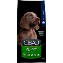 Cibau Puppy Maxi 12+2kg Promo kutyatáp