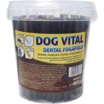 Jutalomfalat Dog Vital Dental Fogápoló / FahéjasCsokis 460g