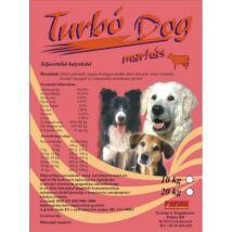 Turbó Dog Száraz Kutyaeledel Marhás 10kg kutyatáp