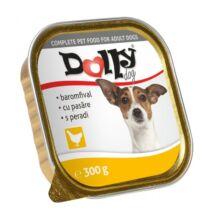 Dolly Dog Alutálka Baromfi 300gr kutyatáp
