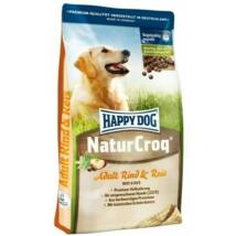 Happy Dog NaturCroq Rind & Reis (Marha & rízs) 1 kg kutyatáp