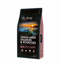 Profine Junior Large Salmon & Potatoes 15 kg kutyatáp