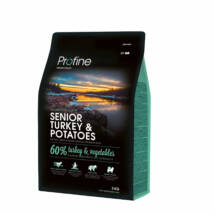 Profine Senior Turkey & Potatoes 3 kg kutyatáp
