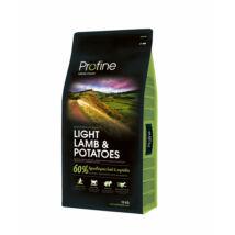 Profine Light Lamb & Potatoes 15 kg kutyatáp