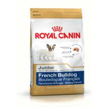Royal Canin FRENCH BULLDOG JUNIOR 3 kg kutyatáp