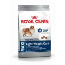 Royal Canin MAXI  LIGHT WEIGHT CARE 3 kg kutyatáp