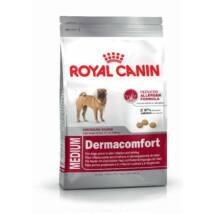 Royal Canin MEDIUM 11-25 kg DERMACOMFORT 3 kg  kutyatáp