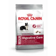 Royal Canin MEDIUM DIGESTIVE CARE 3 kg kutyatáp
