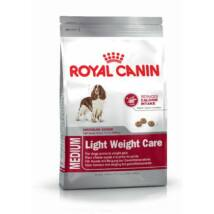 Royal Canin MEDIUM LIGHT WEIGHT CARE 3 kg kutyatáp