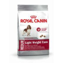 Royal Canin MEDIUM LIGHT WEIGHT CARE 3 kg kutyatáp