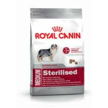 Royal Canin MEDIUM STERILIZED 3 kg kutyatáp