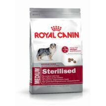 Royal Canin MEDIUM STERILIZED 3 kg kutyatáp