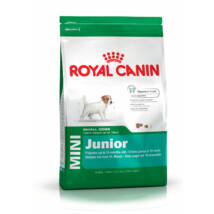 Royal Canin MINI JUNIOR 8 kg kutyatáp